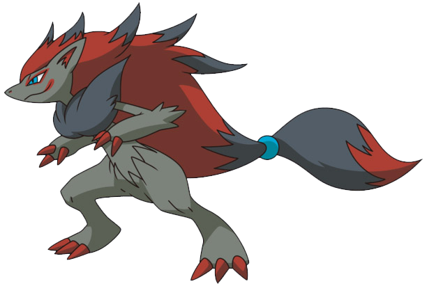 Burning Zoroark