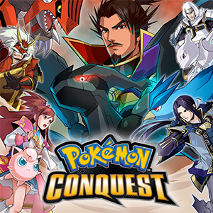 pokemon conquest how to get legendary pokemon