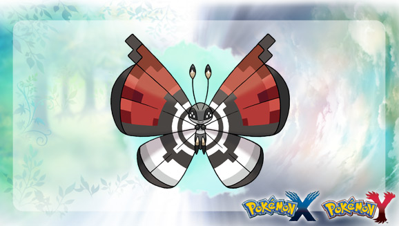 Pokeball Pattern Vivillon